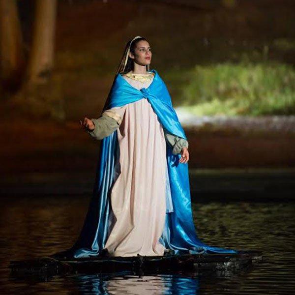 la signora del lago