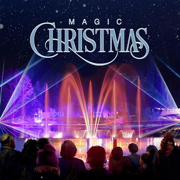 locandina Magic Christmas